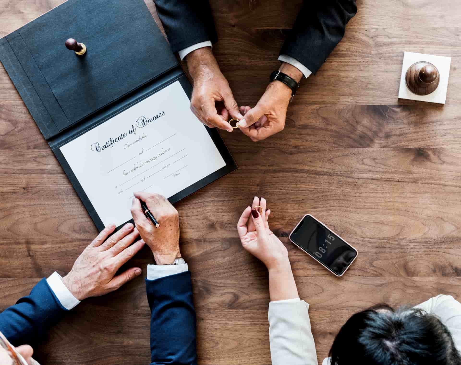 VMS Abogados especializados en divorcios y disoluciones matrimoniales