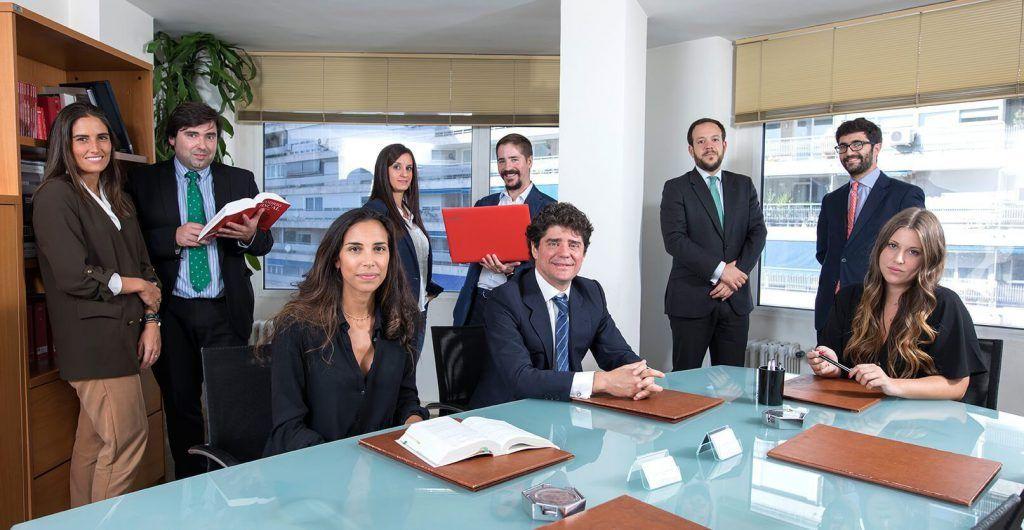 Equipo de VMS, despacho de abogados en Madrid